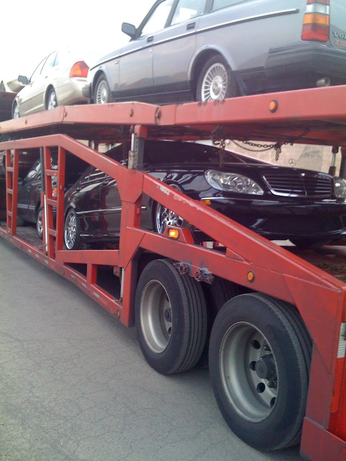auto transport 2 - Local Movers