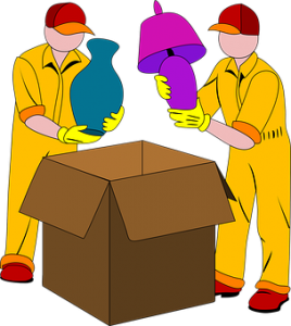 Packing services for Saddle Brook NJ relocation