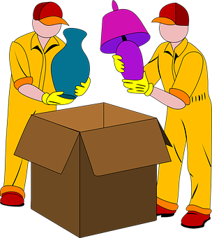 packing movers 268x300 - Local Movers in Saddle Brook, NJ