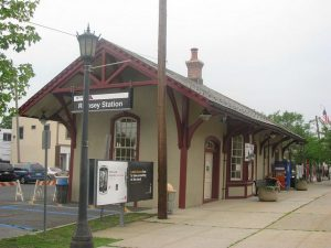 Ramsey Train Station - relocate with Ramsey Movers and explore the local treasures.