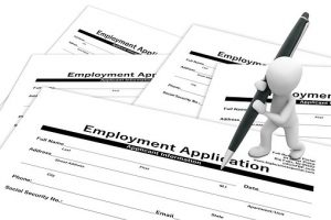 employment application 300x200 - Well-paid jobs in New Jersey