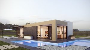 Think about extra costs if you buy a house that requires service fees., like house with a pool