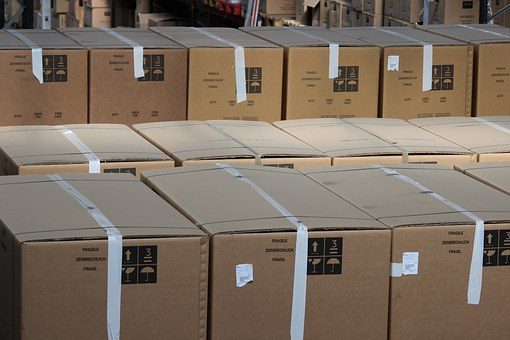 Free cardboard boxes and where to find them.