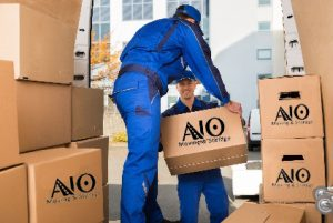 All in One Moving employs professional commercial packing services to help you relocate your business.