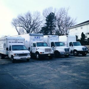 We have a variety of moving trucks and equipment to handle your corporate relocation NJ.