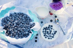 If you're a lover of fresh vegetables and blueberries, you'll fit right in in NJ.