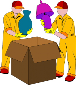 Packing equipment for moving your business