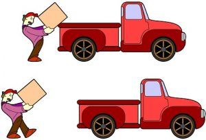 Short distance moving is easier with professional movers