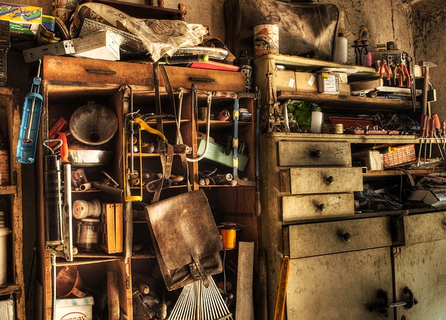 Packing your basement