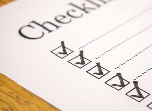 Make a checklist for your move and we will handle every checkpoint on it.