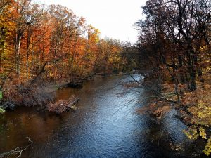 Rivers and nature - one of the many advantages of Upper Saddle River NJ.