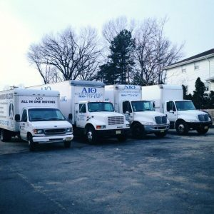 All in One Moving and Storage trucks and equipment will make it easy to handle your move to Ridgewood.