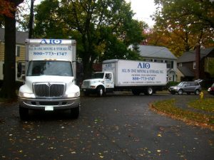 Saddle River movers NJ at your services - with the trucks and equipment you need.