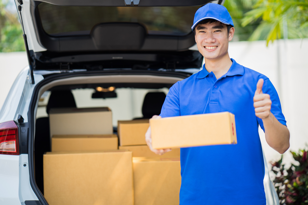 woodcliff lake commercial movers - DELIVERY SERVICES